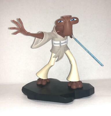 Star Wars Roron Corobb Maquette Statue Gentle Giant Clone Jedi Knight Sold Out