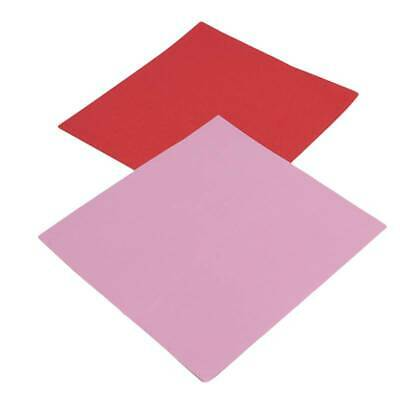 50pcs Square Origami Paper Single Side Glitter Folding Solid Papers Color P5G8