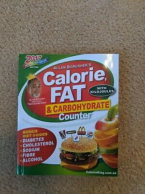 Allan Borushek's Calorie, Fat and Carbohydrate Counter