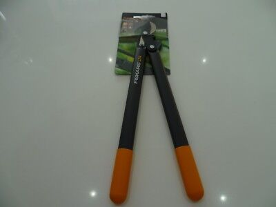 Fiskars Loppers Lopper 38Mm Cut L74 Powergear New Un Opened.