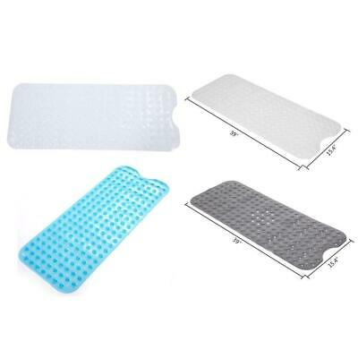 Hot Style Non Slip Bath Tub Mat Rubber Anti Slip Shower Large Safety Pad 4 Color