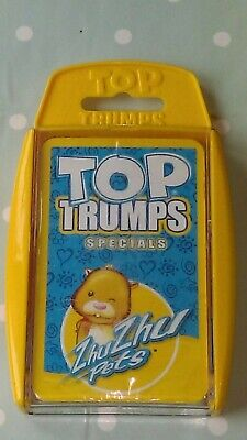 Top Trumps Zhu Zhu Pets Collectable Pocket Travel Card Game