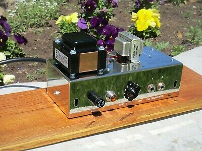 Tweed Champ 5F1  Complete Working Chassis Carl's Custom Amps!!