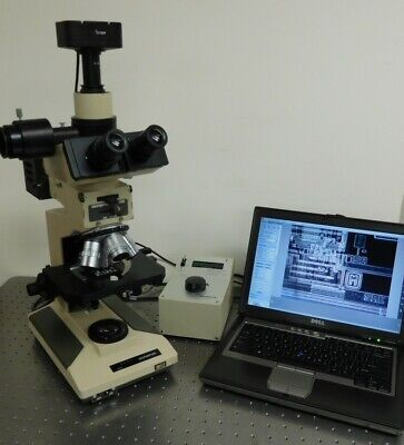 Olympus BH2 BHT UMA Bright Field  Dark Field Semiconductor Microscope