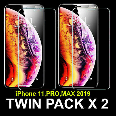 Gorilla PRO+ For New iPhone 11,PRO,PRO MAX  Tempered Glass Film Screen Protector