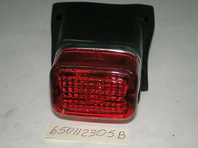 YAMAHA TT250 TT350 TT600  Tail Light Assembly