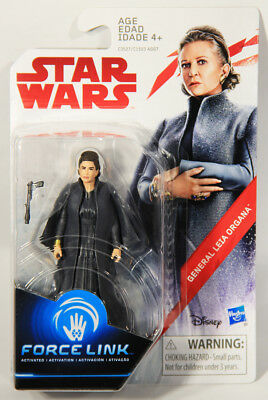 Star Wars The Last Jedi Action Figure General Leia Organa MOC CANADA L001899
