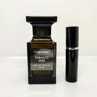 Tom Ford - Tobacco Oud - 5ml SAMPLE Glass Atomizer