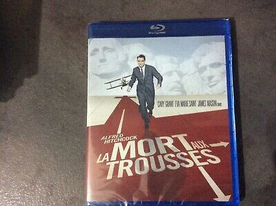 Bluray La Mort Aux Trousses. Cary Grantalfred Hitchcock. Neuf.