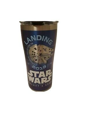 2019 Disney Parks Star Wars Galaxy's Edge Opening Day Cast Exclusive Tumbler
