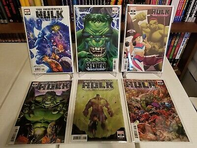IMMORTAL HULK #25 Regular, Bennett, Mary Jane, 1:25 1:50 Variant YOU PICK!