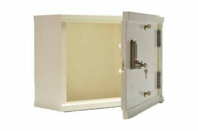 High Security steel Key Storage Cabinet For Tracker Boards and  Hook Bar Panels
