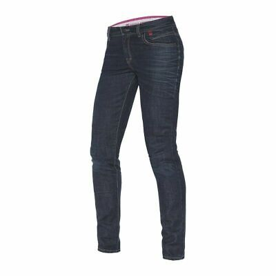 Dainese Belleville Slim Fit Ladies Motorbike Trousers Jeans