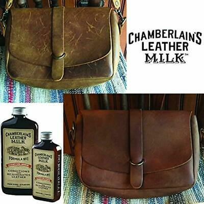 Chamberlain's 2-Formula Leather Cleaner and Conditioner Set