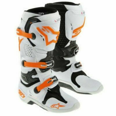 KTM Alpinestars Tech 10 MX / Motocross / Off Road Boots (3PW122040*)