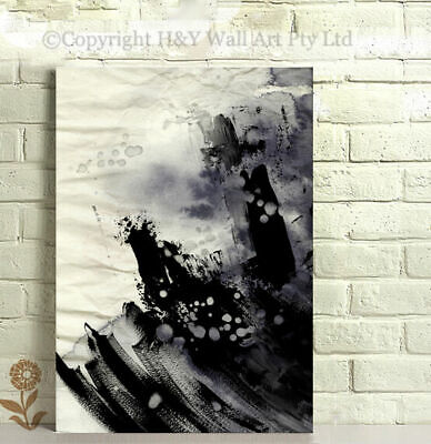 Abstract Stretched Canvas Prints Framed Home Business Decor Wall Art Painting