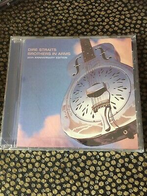 Dire Straits - Brothers In Arms 20th Anniversary Edition (NEW SACD) hybrid