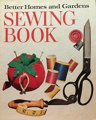 Better Homes and Gardens Hard Cover 5 Ring Binder Sewing Book