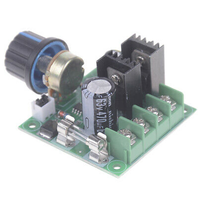 DC 12-40V 10A PWM Motor Speed Control Switch Controller Volt Regulator L_D