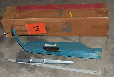 Oem Original Tennant Scrubber Left Hand Squeegee Assembly 75795