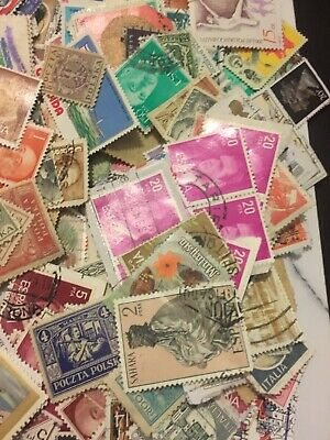 Worldwide Collection of 500 Different World Stamps 12