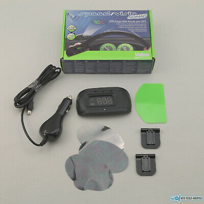VALEO Head Up Display Headup Projektion 632051 Geschwindigkeitsanzeige Speed HUD
