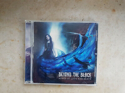 CD - Beyond The Black - Songs Of Love And Death - Airforce1 Rec. - EU 2015