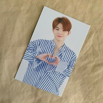Seventeen Woozi Trading Card 20 - Ode To You World Tour 2019