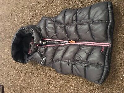 Beautiful girls next gilet aged 12 years padded with hood
