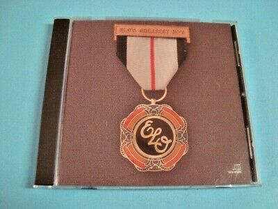 ELO's Greatest Hits by Electric Light Orchestra (CD,1986, CBS) ZK36310 Original