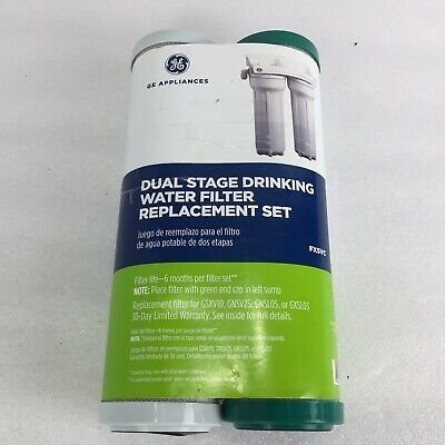 Ge FXSVC Reverse Osmosis System Filter Assembly Genuine OEM part