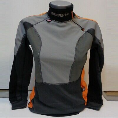 Bikers Top Sport Ladies Top Windstopper Base Layer For Motorcyclists Size Large