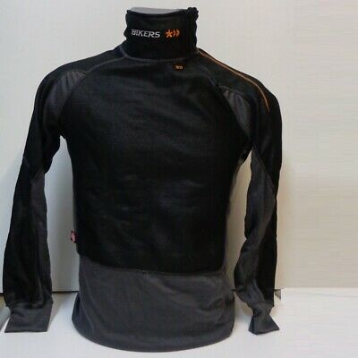 Bikers Top Perform Top Wind Stopper Base Layer For Motorcyclists Size Small