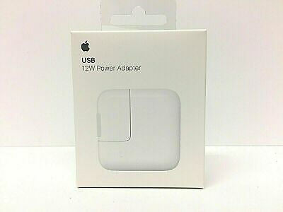✔Sealed Genuine  Apple USB 12W Power Adapter - MD836LL/A - A1401 - New in box