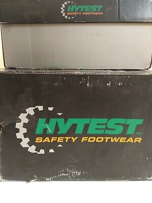 HYTEST SAFETY BOOTS - SAFETY FOOTWEAR - Steel Toe Work boots