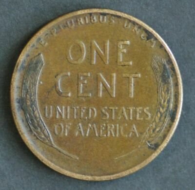 USA 1914S 1 Cent EF+