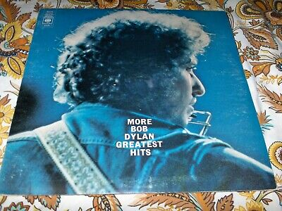 Bob Dylan...more Greatest Hits...DOUBLE IMPORT LP