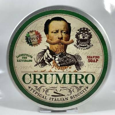 Crumiro Shaving Soap - by Abbate Y La Mantia (Pre-Owned - Never Used)