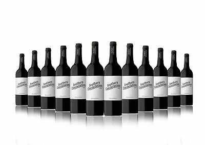 Southern Constellations Shiraz Red Wine SEA (12 Bottles) Free Shipping!
