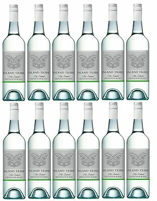 Island Tribe New Zealand Marlborough Sauvignon Blanc (12 Bottles)