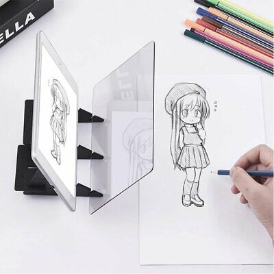 Kids Optical Draw Projector Tracing Drawing Board Painting Tools Phone & Tablet