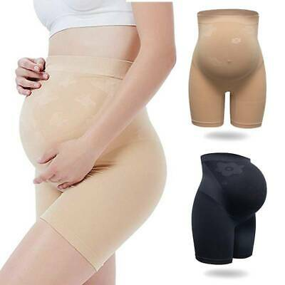 Maternity Shapewear Under Dress Support Knicker Pregnancy Thigh Shaper Underwear