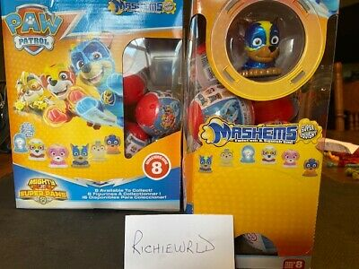 Mashems-Fashems *PAW PATROL series 6 One character per blind capsule-ALL 6 6x