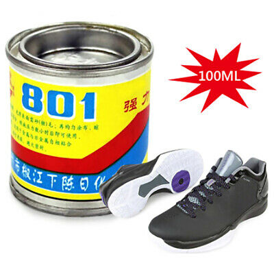 Shoe Waterproof Glue Strong Super 801Glue Liquid Leather  for Fabric Repair T NT