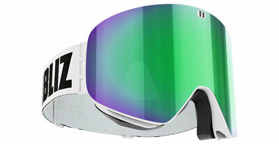 Sleeve Included New 2020 Model Cylindrical Lens BRIKO LAVA FIS Goggle Unisex