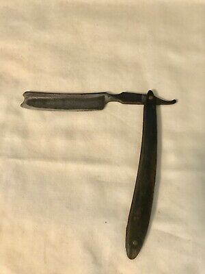 Vintage Keen Kutter 419 Simmons Hardware Straight Razor Made in Germany w/Box