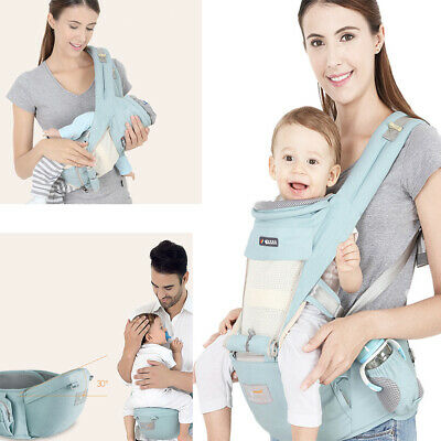 Ergonomic 360° All-In-One Baby Breathable Travel Carrier Baby Carrier Hip Seat