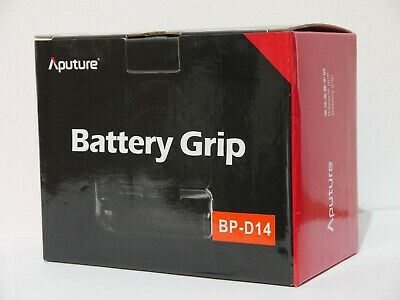 Aputure Battery Grip BP-D14 for Nikon D600