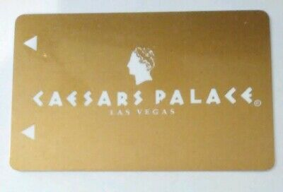 Caesars Palace Casino Las Vegas, Nv. Vip Gold Room Key Great For Any Collection!