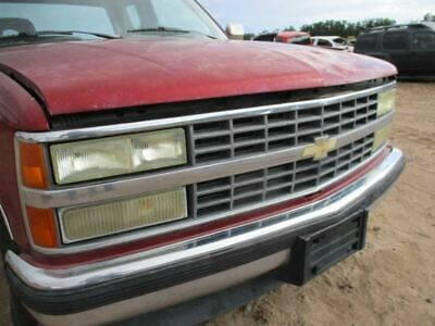Grille Composite Headlamps Chrome Fits 88-93 CHEVROLET 1500 PICKUP 80739